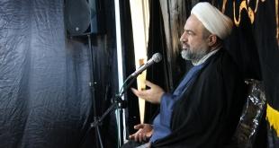 جلسه مشترک بصیرت افزایی در مورد انقلاب اسلامی با سخنرانی حجت الاسلام حمید رسایی