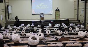 سفر یک روزه حضرت آیت الله اعرافی به شهر ارومیه